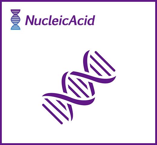 ヌクレオペプチド(DNA核酸原料)